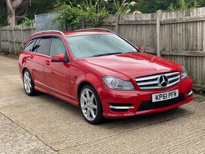 used Mercedes C350 C Class 3.0CDI BlueEFFICIENCY Sport Edition Edition 125 G-Tronic 5dr