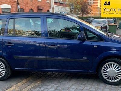 used Vauxhall Zafira Life 16V