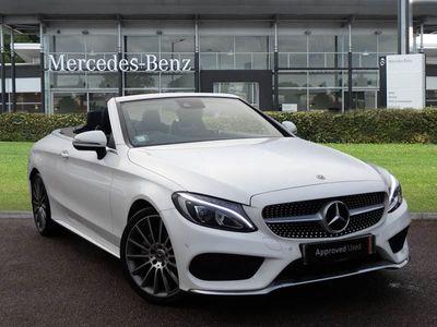 used Mercedes C200 C-ClassAMG Line 2dr Auto