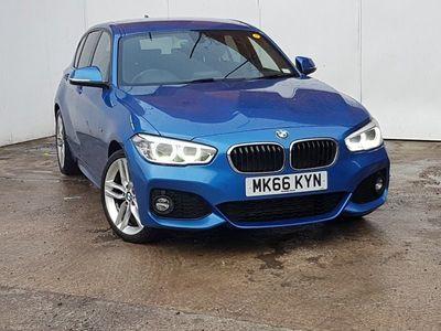 used BMW 118 1 Series I [1.5] M Sport 5Dr [Nav/Servotronic]