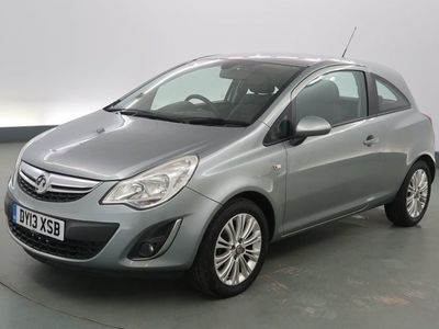 used Vauxhall Corsa 1.4 SE 3dr - HALF LEATHER - 16IN ALLOYS - MULTI-FUNCTION STEERING WHEEL