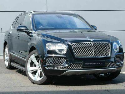 used Bentley Bentayga 4.0 V8 Diesel 4.0d V8 Auto 4WD (s/s) 5dr