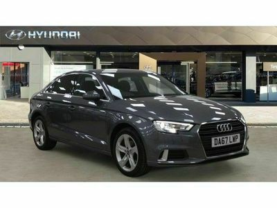 used Audi A3 1.5 TFSI Sport 4dr