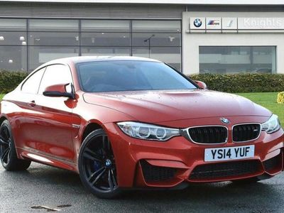 used BMW M4 M4 SeriesCoupe 3.0 2dr