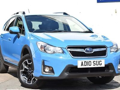 used Subaru XV 2.0i SE 4WD (s/s) 5dr