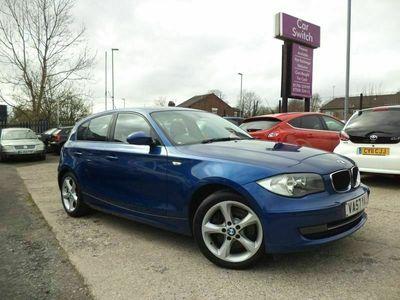 used BMW 123 1 Series 2.0 d SE 5dr