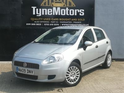 used Fiat Punto 1.2 Active 5dr