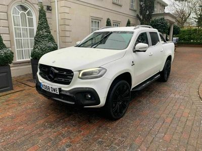 used Mercedes X350 X Class 3.0Power Double Cab Pickup G-Tronic+ 4MATIC 4dr