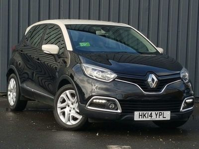 used Renault Captur 1.5 dCi 90 Dynamique MediaNav Energy 5dr