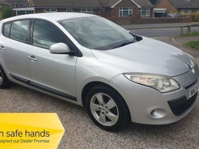 used Renault Mégane DYNAMIQUE - FULL MOT - ANY PX WELCOME