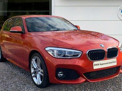 used BMW 120 1 Series d M Sport 5dr [Nav] Step Auto