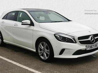 used Mercedes A160 A ClassSport Premium Plus 5dr 1.6