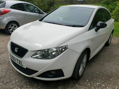 used Seat Ibiza 1.4 Sportrider 3dr