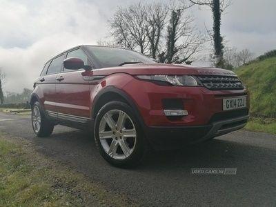 used Land Rover Range Rover evoque PUR T ED