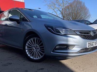 used Vauxhall Astra 1.4T 16V 150 Elite Nav 5dr