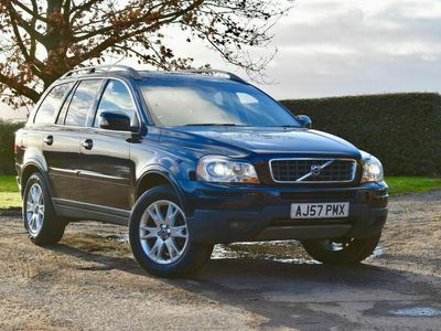 used Volvo XC90 2.4 D5 SE Lux Geartronic AWD 5dr