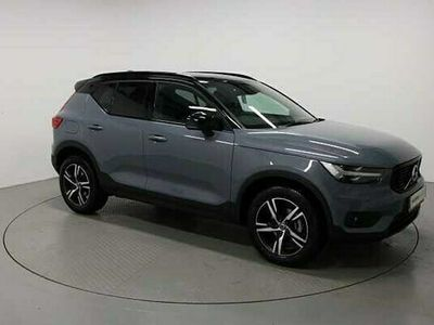 used Volvo XC40 T3 FWD R-Design Manual (Climate Pack and Park Assist) 1.5 5dr