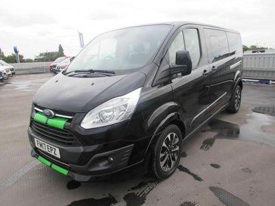 used Ford Custom Transit Custom TransitTourneo L2 Diesel Fwd 2.0 TDCi 170ps Low Roof 8 Seater Sport