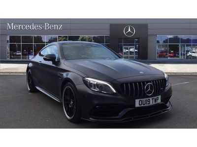 used Mercedes C63S AMG C CLASS 2019 BeaconsfieldPremium Plus 2dr 9G-Tronic Petrol Coupe