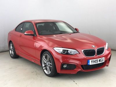 used BMW 220 2 Series i M Sport Coupe