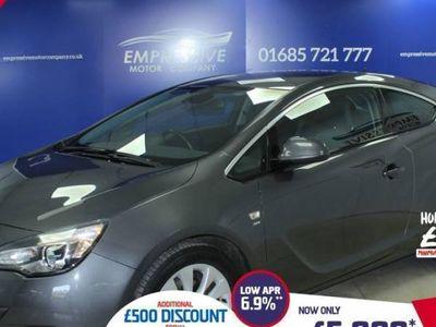 used Vauxhall Astra DIESEL MANUAL HATCHBACK 3 DOORS