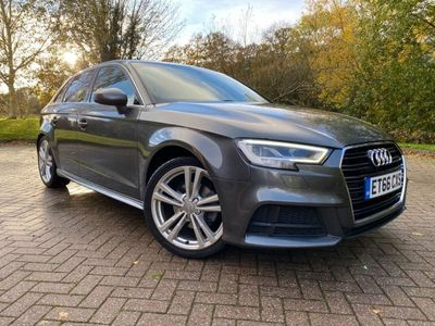 used Audi A3 Sportback 1.4 TFSI CoD S line (s/s) 5dr