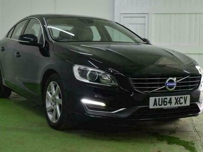 used Volvo S60 Saloon D4 (181bhp) SE Lux 4d