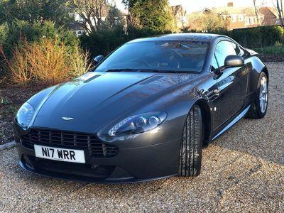 used Aston Martin V8 Vantage 4.72dr (EU5)