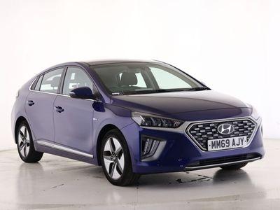 used Hyundai Ioniq 1.6 GDi Hybrid 1st Edition 5dr DCT Hatchback