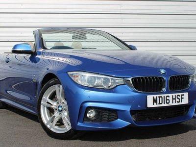 used BMW 430 4 Series i M Sport 2dr [Professional Media]