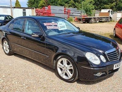 used Mercedes 280 E ClassCDI Avantgarde Automatic