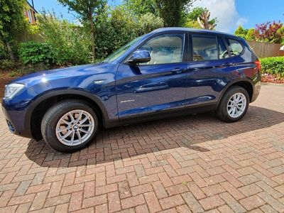 used BMW X3 2.0 20d SE xDrive 5dr