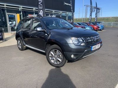 used Dacia Duster 5Dr 1.5 dCi 110 Laureate 4x2