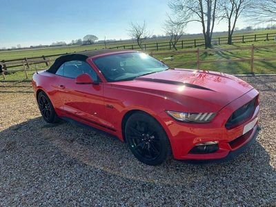 used Ford Mustang GT 5.0 V8 Shadow Edition SelShift 2dr
