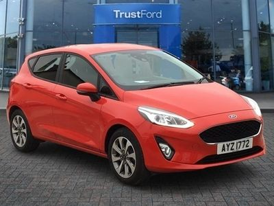 used Ford Fiesta 1.0 EcoBoost 95 Trend 5dr- Privacy Glass, Heated Windscreen, LED Day Time Lights, Bluetooth, Call us on 02890654687