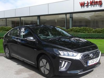 used Hyundai Ioniq 1.6 PREMIUM hatchback