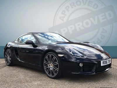 used Porsche Cayman 3.4 S S-a