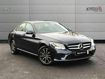 used Mercedes C200 C-ClassSE 4dr 9G-Tronic