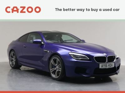 used BMW M6 4.4L