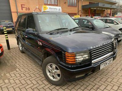 used Land Rover Range Rover 4.6 HSE 5d 222 BHP 5-Door