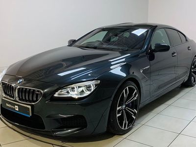 used BMW M6 Gran Coupe 4.4 V8 Gran Coupe DCT (s/s) 4dr