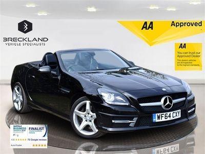 used Mercedes SLK200 SLK 1.8BLUEEFFICIENCY AMG SPORT 2d 184 BHP ***
