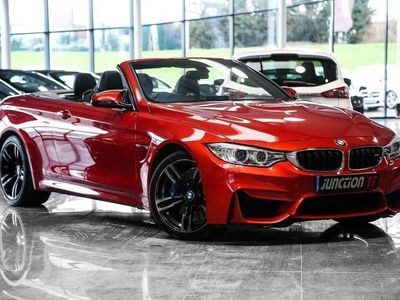 used BMW M4 3.0 M DCT s/s 2dr