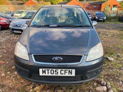 used Ford C-MAX 1.8 Zetec [125] 5-Door