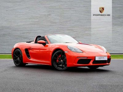 used Porsche Boxster S 2.5 2dr PDK