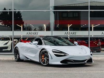 used McLaren 720S V8 SSG
