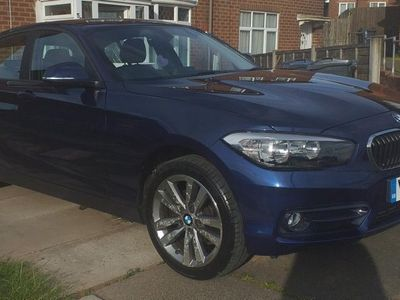 used BMW 116 1 Series 1.5 d Sport (s/s) 5dr