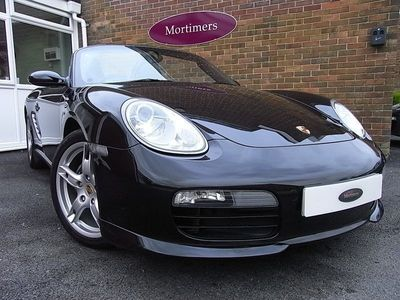 used Porsche Boxster 2.7 SPORT EDITION 6 SPEED MANUAL 2dr