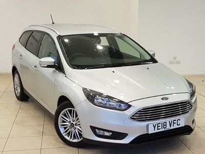 used Ford Focus 1.0 Ecoboost 125 Zetec Edition 5Dr Auto