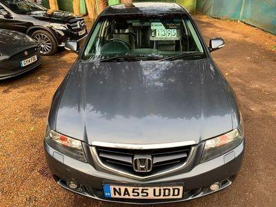 used Honda Accord 2.2 i-CDTi Executive 4dr